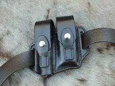Leather Surge, Wave and LED Lenser P7, P7.2 and T7.2 Torch Sheath for Leatherman