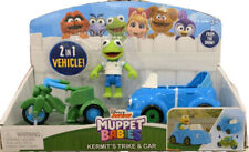 Sesame Street Disney Junior Muppet Babies Kermit Trike And Car