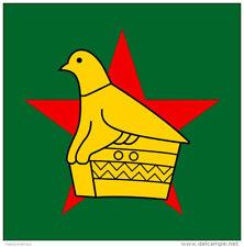 Rhodesien / Zimbabwe - Postfrische Sammlung i. Leuchtturmalbum