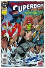Superboy 13 Signed Tom Grummett Karl Kesel Autographed Suicide Squad King Shark