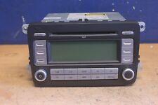 GENUINE VOLKSWAGEN PASSAT, RADIO, CD PLAYER, COMPLETE UNIT, 3C0035195B