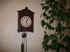Vintage Russian Majak Bakelite Cuckoo Clock 1970s USSR Working