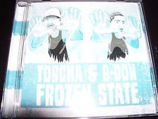 Torcha & B-Don Frozen State Rarre Aussie Hip Hop Obeses records CD - NEW