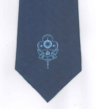 GIRL SCOUTS (GUIDES) OF TAIWAN - MALE GIRL SCOUT LEADER OFFICIAL TIE ~ NEW