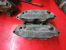 Nissan 300ZX Turbo TT 240SX S13 S14 4 Piston BIG Brake Caliper Upgrade