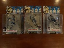 1999 Slap Shot Hanson Brothers 3 Set McFarlane Action Hockey Figures - MOC