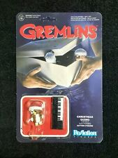 Gremlins Christmas Gizmo ReAction Figure Funko Adult Collectible New - Rare