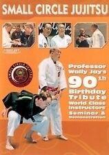 2 DVD Box Small Circle Ju-Jitsu Prof. Wally Jays 90. Geburtstag Seminar & Demo'