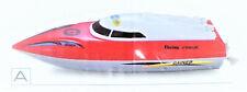 Mini Speedboot RC mit 2 Motoren, Modell A - Boot