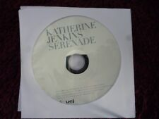 Katherine Jenkins - Serenade (CD) THE FLOWER DUET*NELLA FANTASIA**DISC ONLY**