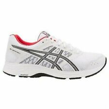 ASICS Men's Gel Contend 5 Sneakers Running Shoes 1011A256-100 Size 5-12 White