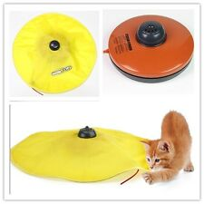 Cat Meow Toy Undercover Mouse Moving Electronic Interactive Pet Play Toys
