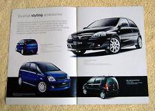 VAUXHALL Accessori Auto 2004 Inc Corsa C, Astra, Vectra C, Bodykits, leghe
