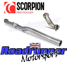 "Scorpion Corsa VXR (A16) 3"" Decat Turbo downpipe & Secondary 2nd Decat Exhaust"