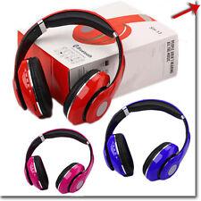 Cuffia bluetooth cuffie wireless MP3 con radio FM slot micro SD cellulare e119b699b9fa
