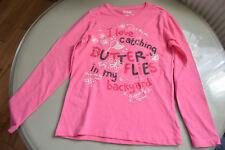 OshKosh Girls Long sleeved t shirt sweatshirt Age 10 BNWOT