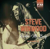 STEVE WINWOOD - ROCKIN' ME BABY 1978   CD NEW