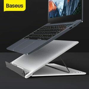 Baseus Laptop Stand Tablet Holder Folding Riser for MacBook Pro Notebook Book