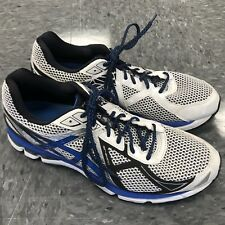 Asics GT-2000 Mens Running Shoes 2 Blue/Silver/White Size 11.5