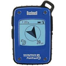 Bushnell Backtrack Fishtrack GPS Digital Compass Weather Resistant Handheld NIB