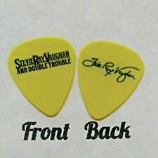 Srv Stevie Ray Vaughan novelty signature guitar pick (W-2292)