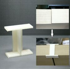 Level Line Vertical Straight Leveling Straightener for IKEA Lack Shelf Bracket