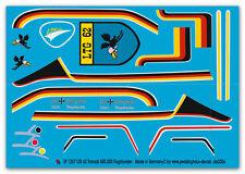 Peddinghaus  1/72 1257 Transall C 160 G Sonderlackierung 500.000 Flugstunden LTG