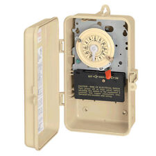 220 volt INTERMATIC Swimming Pool Spa Mechanical Timer Indoor/Outdoor T104P3