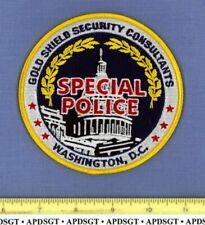 US SECRET SERVICE KENNY PROTECTION DETAIL NOVELTY PATCH