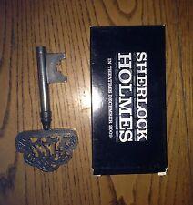 Sherlock Holmes S.S.Corkscrew Key Appartment 221B  2009 Movie Promo
