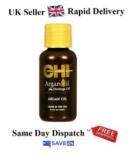 CHI Argan Oil Plus Moringa Oil 15ml - FREE & Rapid Delivery