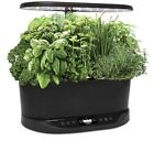 AeroGarden Bounty Elite Stainless Steel with gourmet Herbs Seed Pod Kit picture