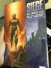 X-men Siege Hc