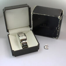 Stainless Steel Zenith Port Royal 02.0250.887 Quartz Wristwatch in Box