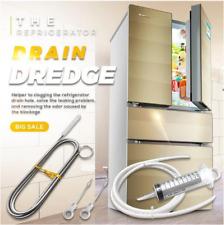 Kühlschrankentleerungs-Bagger- und Reinigungsset