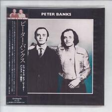 Peter Banks  - Two Sides Of Peter Banks -  MINI LP CD  - JAPAN - ARC-7286