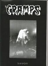 The Cramps 64 pages Black & White Magazine