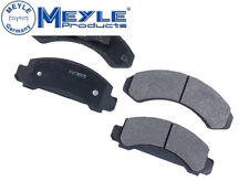 Ford Explorer Mazda B2300 Front Brake Disc Pad Meyle Heavy Duty D9387SHD NEW