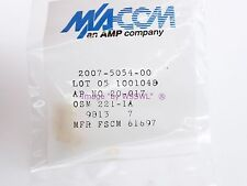 M/A-Com 2007-5054-00 Ra Sma Male - Sold by W5Swl