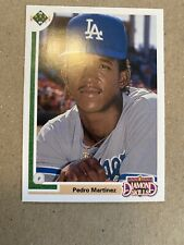 1991 Upper Deck Pedro Martinez Rookie Dodgers Redsox  #2F ~~FREE SHIPPING~~