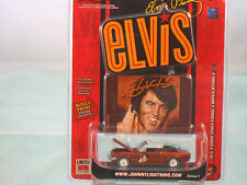 1965 Ford Mustang Convertible Elvis     - Rock Art-