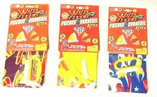 "Kites Wild Flyer Twine Winder Easy Tie Fly Pocket Parafoil 24""x32"" 3 Choices NIP"
