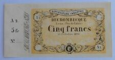 5Franc 1870 ( deutsch-französischer Krieg )