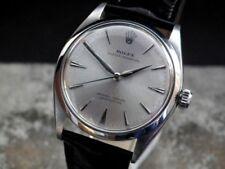 Rolex Round Not Water Resistant Wristwatches