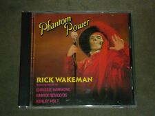 Rick Wakeman ‎Phantom Power Japan CD