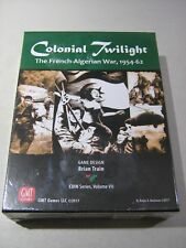 Colonial twilight: The French-Algerian War, 1954-62 (New)