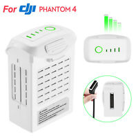 For DJI Phantom 4 Pro/Pro Plus/Advanced Intelligent LiPo Battery 15.2V 5350mAh