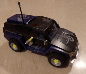 Playmobil 4878 Top Agents Auto