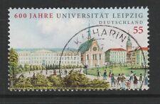 Germany 2009 Leipzig University sheet stamp SG 3608 FU