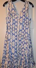 Rebecca Taylor  Sleeveless Tie Dye Dress Size 4
